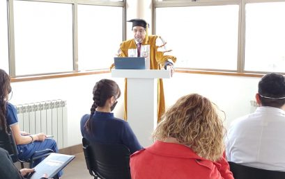 Graduation: Crown University VC Applauds Prof Abad As Graduands Receive Certificates
